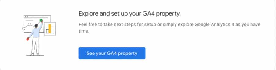 Explore and Setup Your GA4 Property